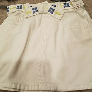 NWT Gymboree Cute Skirt Size 5T